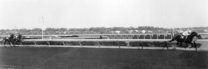 Dr. Fager vs Damascus