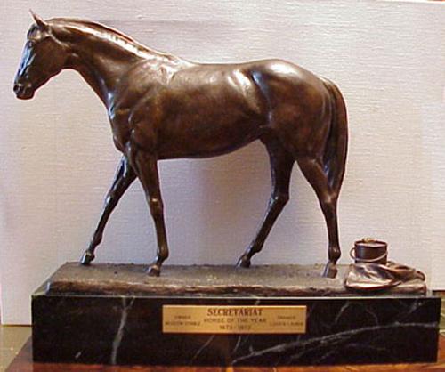 Vintage Thoroughbred – Standard Bred  Bronzes
