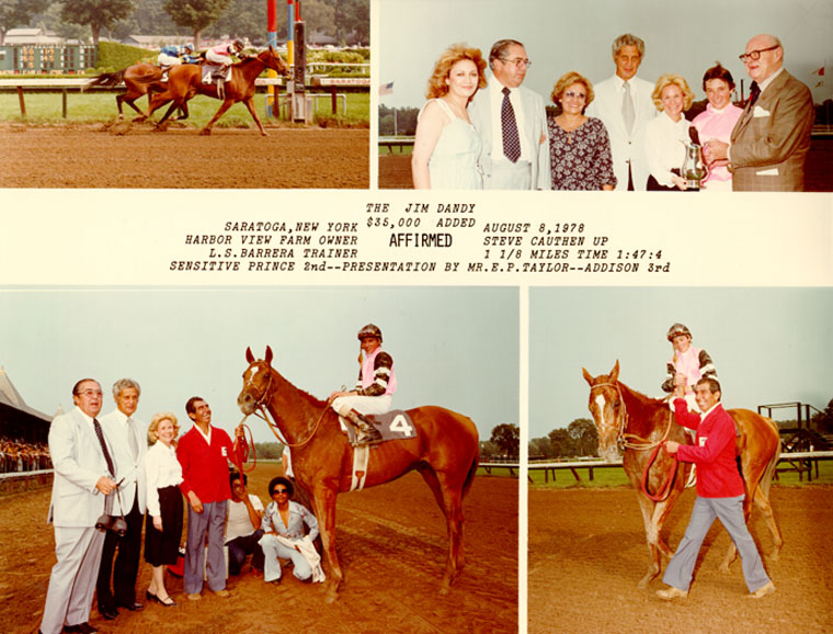 Affirmed & Alydar – The Great Rivals – Photos