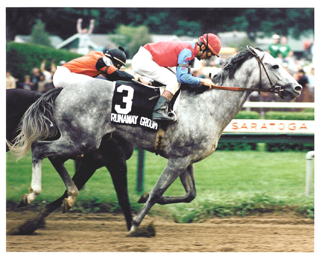 Runaway Groom – The Travers Stakes